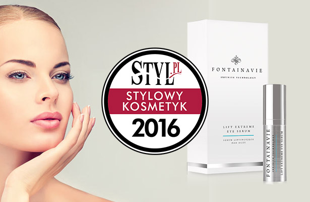 Lift Extreme Eye Serum is the Stylish Cosmetic 2016!