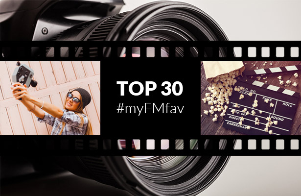 #myFMfav contest – TOP 30
