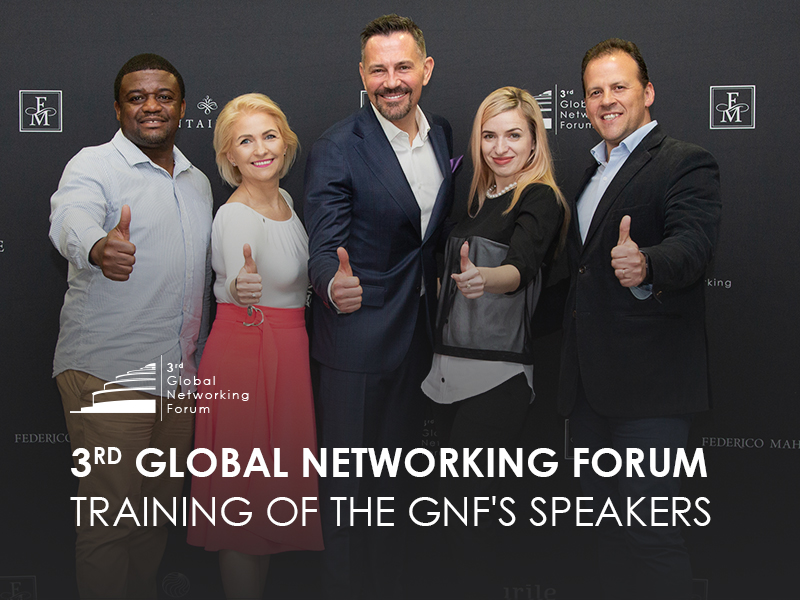 3rd GNF - we know all Speakers!