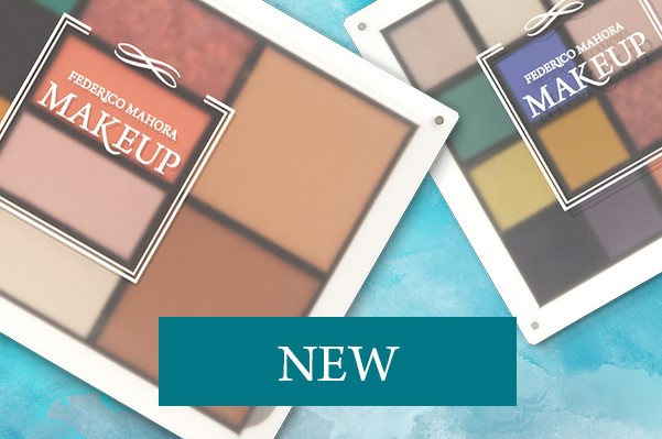 NEW FEDERICO MAHORA MAKEUP PRODUCTS!