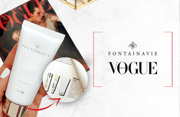 Recommended by VOGUE Portugal!