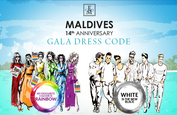 BREEZY, ELEGANT, ROMANTIC – DRESS CODE during the GALA