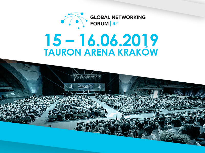 4th GLOBAL NETWORKING FORUM – THE SALE OF THE TICKETS HAS STARTED!