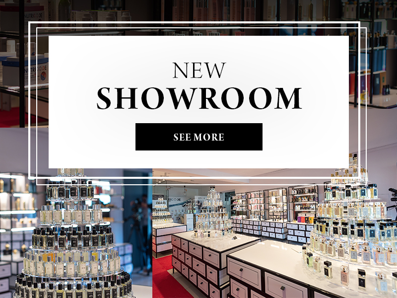 Exclusive FM WORLD showroom