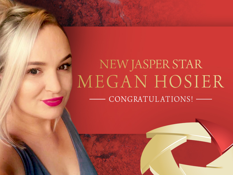 Fastest Jasper Star in FM WORLD – Megan Hosier FM WORLD UK