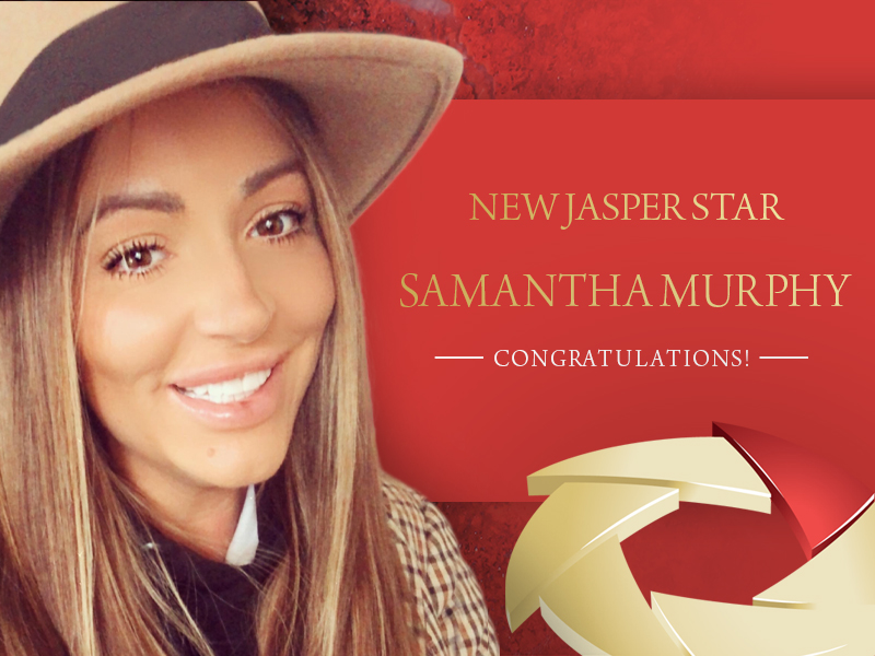 New Jasper Star – Samantha Murphy