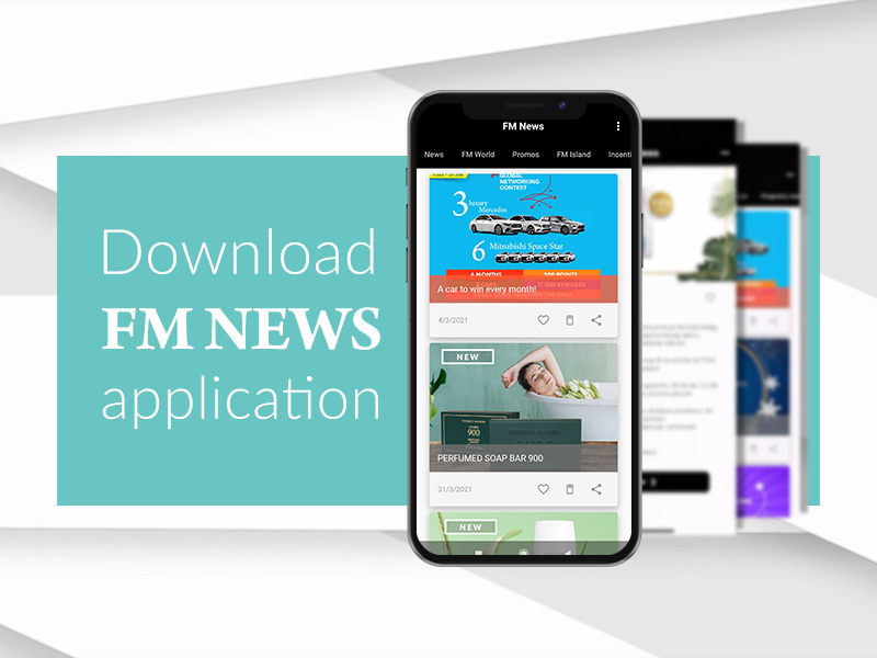 New FM NEWS application